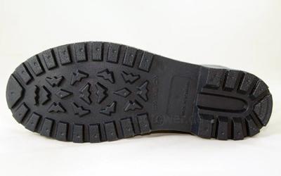 Stark profilierte Schuhsohle für mehr Halt