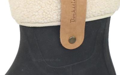 Aufwendig gebürstete Oberfläche ( Leder Optik ) wie Modell Bella