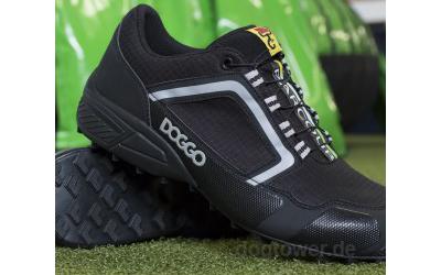 doggo Parcours Agility Schuh, schwarz