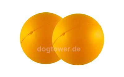 2er Set 4cm Hundebälle (SOFT)