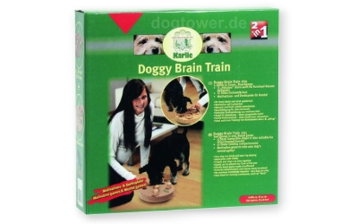 Hundespielzeug Doggy Brain Train