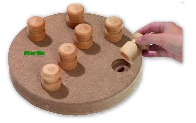 Karlie Hundespielzeug, beidseitig bespielbar