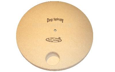 DogSpinny, Holz