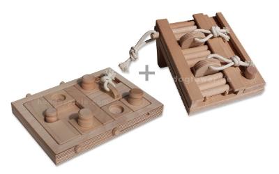 Dogtower Hundespielzeug Set 1
