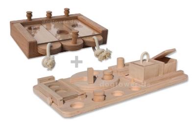 Dogtower Hundespielzeug Set 6