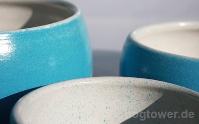 Hochwertige Keramik, Made in Deutschland