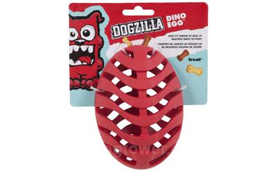 Befüllbares Hundespielzeug aus Vollgummi