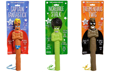 Halloween Doog Hundespielzeug The Super Stick