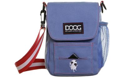 Doog Shoulder Bag Umhängetasche, blau
