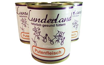 Dosenfleisch Lunderland Putenfleisch