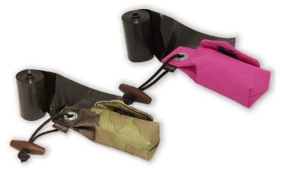 Go Toi, Dummy Pocket, camo & pink