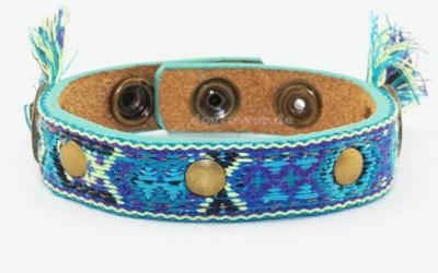 DWAM Dog with a mission Armband Bracelet Juan