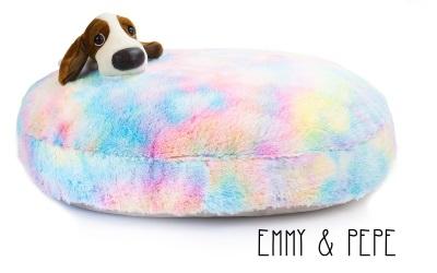 Emmy & Pepe Hundebett LaLeLu