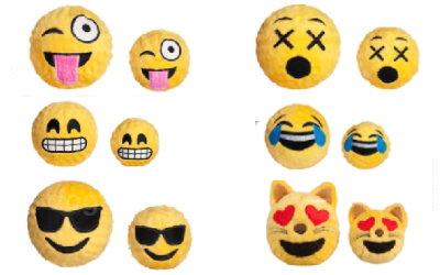 Emoji Plüschspielzeug