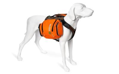 EQDog Flex Pack II Medium Orange
