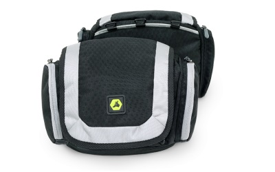 EQDog Flex Pack Medium/Large black/grey