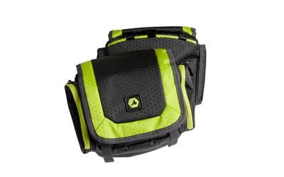EQDog Flex Pack Medium/Large dark-grey/green