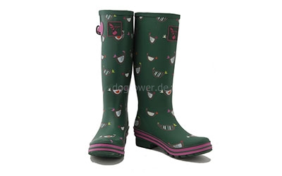Gummistiefel Evercreatures Chicken