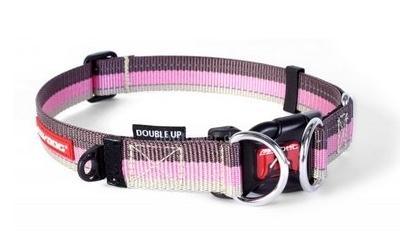 Ezydog Double Up Hundehalsband, candy