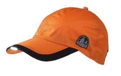 Farmland Drew LED-Softshellkappe orange