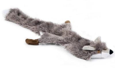 Flatino Fuchs in grau