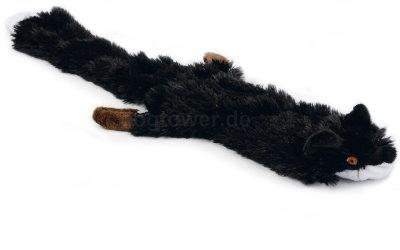 Flatino Fuchs in schwarz