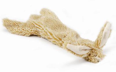 Flatino Plüschhase in beige
