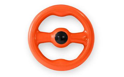 Freezack Floating Ring Hundespielzeug, orange