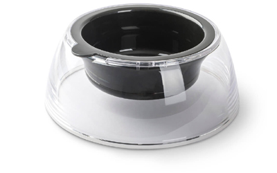 Freezack Hundenapf Freezack Color Pop Bowl, schwarz