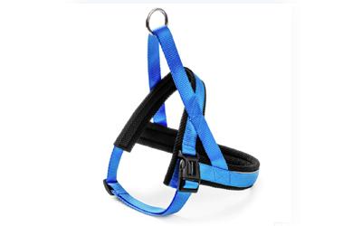 Freezack Nordic Basic Hundegeschirr, blau