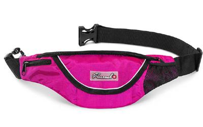 Freezack Training Bag Bauchtasche, pink