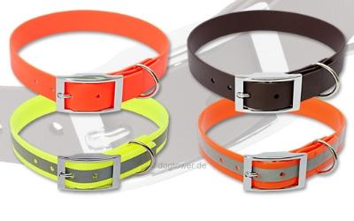 Halsband Biothane Deluxe, Farben