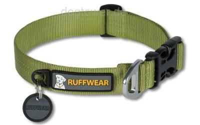 Ruffwear Hundehalsband Hoopie, grün