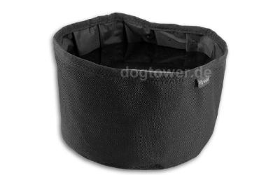 Hundenapf faltbar, schwarz