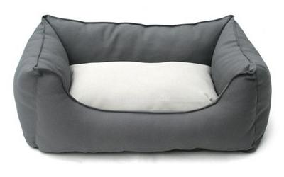Wolters Hundebett Basic Dog Lounge, anthrazit/kiesel