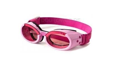 Doggles Hundebrille, pink