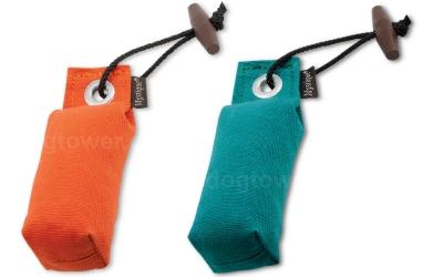Pocket Dummy, orange und grün