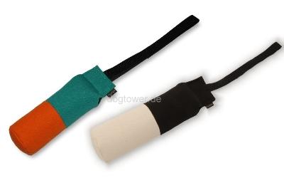 Orange-Grün / Weiss-Schwarz