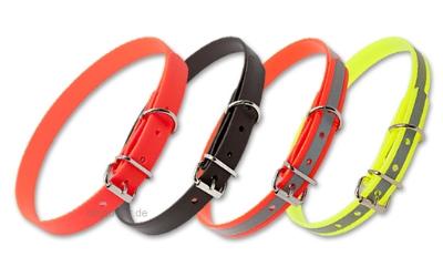 Hundehalsband Biothane, Farben