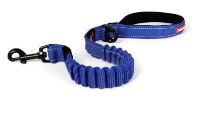 Hundeleine Zero-Shock, blau