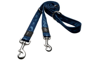 Hundeleine Rogz Alpinist, blau