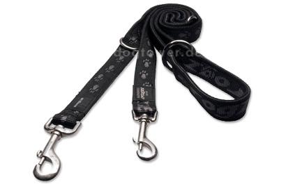 Hundeleine Rogz Alpinist, schwarz