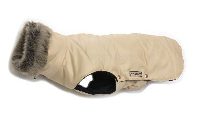 hundemantel parka in beige von wolters cat dog. Black Bedroom Furniture Sets. Home Design Ideas