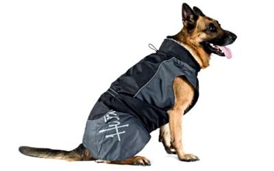 Hurtta Wintermantel für Schäferhunde