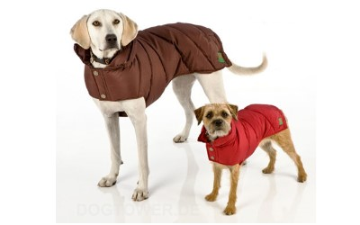 PufferCoat Hundemantel