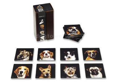 Hundememo, originelles Gedächtnisspiel