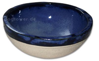 Hundenapf Gruby, royal-blau