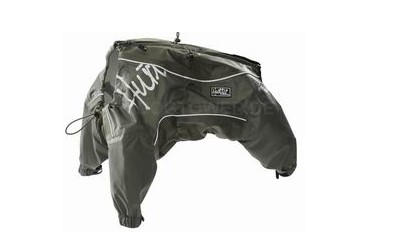 Outdoor- Hundeoverall Hurtta Pro, oliv