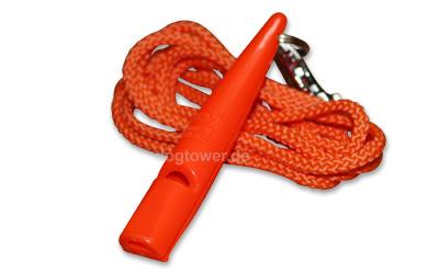Hundepfeife ACME, orange