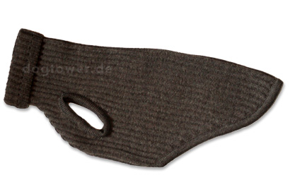 Hundepullover IQO Classic, tabac